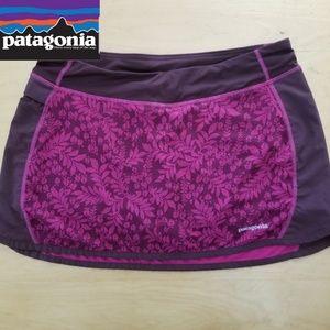Patagonia Athletic Tennis Skort Size Small
